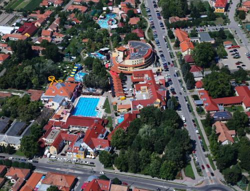 Közel két milliárd forint jut Mórahalomra a Terület- és településfejlesztési Operatív Programból